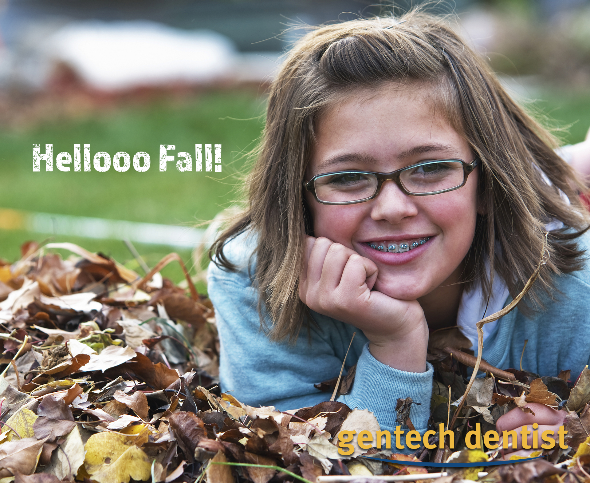 Gentech Dentist wishes you a happy Fall!